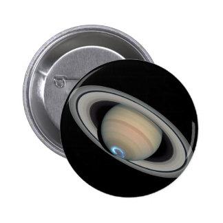 SATURN v.3 (solar system) ~ 6 Cm Round Badge