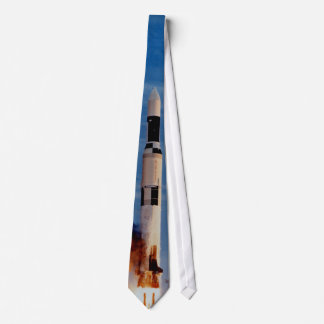 Saturn V Launches The Skylab Space Station Tie