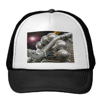 Saturn V Rocket Engine Mesh Hat