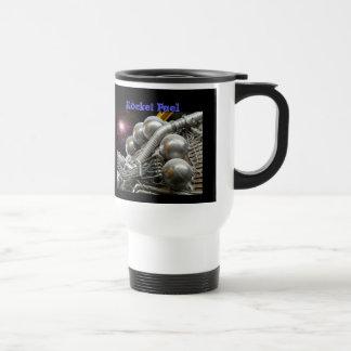 Saturn V Rocket Engine mug