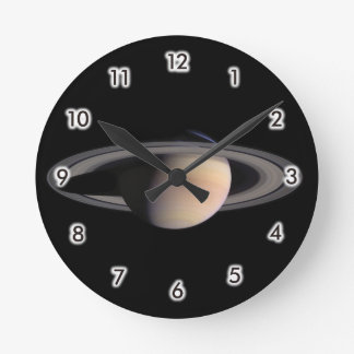 Saturn Wallclocks