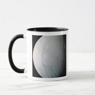 Saturn's moon Enceladus 2 Mug