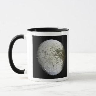 Saturn's moon Iapetus 2 Mug