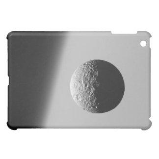 Saturn's moon Mimas iPad Mini Case