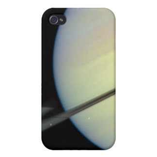 Saturn's Moons - Frame 1 Covers For iPhone 4