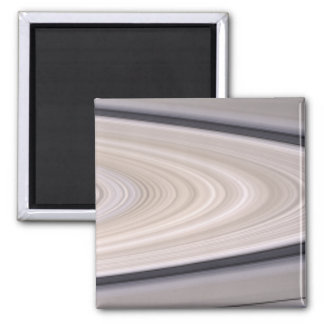 Saturn's ring system square magnet