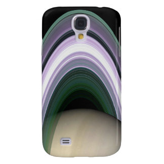 Saturn's Rings Galaxy S4 Case