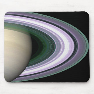 Saturn's Rings Mouse Mat
