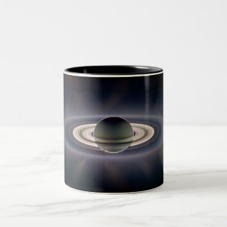 Saturn's Shadow Mug