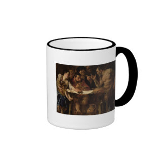 Satyr and Peasant, 1620 Ringer Mug