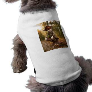 Satyr in Forest Pet Shirt