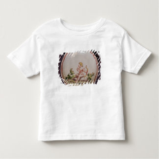 Saucer, painted by Nathaniel Friedrich Hewelke Toddler T-Shirt
