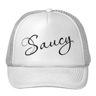 Saucy! Cap