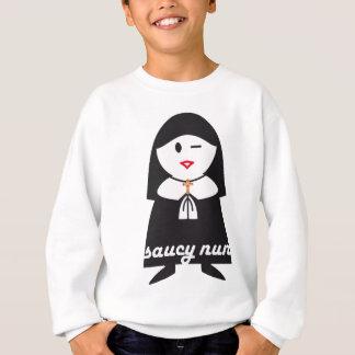 Saucy Nun Sweatshirt