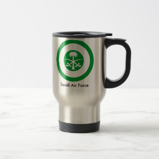 Saudi Air Force, Saudi Air Force Travel Mug