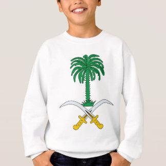 Saudi Arabia Coat of Arms detail Sweatshirt