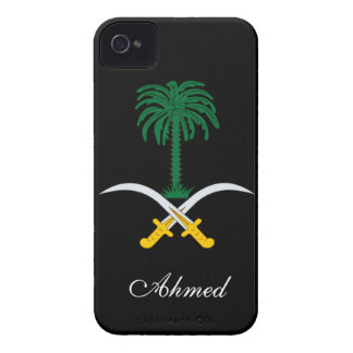 Saudi Arabia Flag Case-Mate iPhone 4 Cases