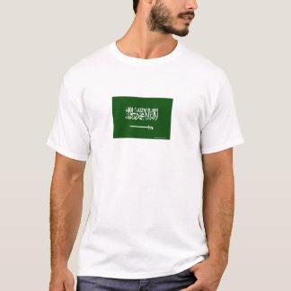 Saudi Arabia flag  tshirt