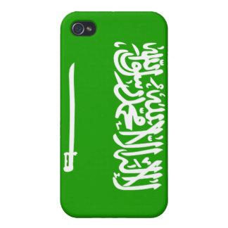 Saudi Arabia National Flag  Covers For iPhone 4