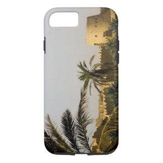 Saudi Arabia, Riyad, Al-Diriya old town of Saud iPhone 8/7 Case