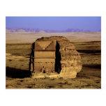 Saudi Arabia, site of Madain Saleh, ancient