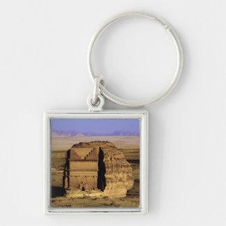 Saudi Arabia, site of Madain Saleh, ancient Key Ring