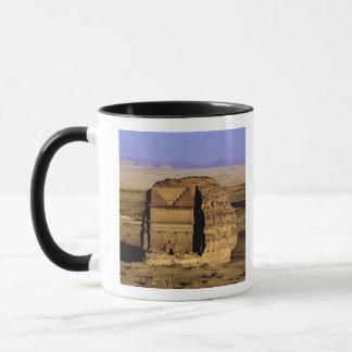 Saudi Arabia, site of Madain Saleh, ancient Mug