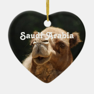Saudi Arabian Camel Christmas Ornament