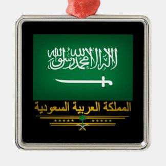 """Saudi Pride"" Ornament"