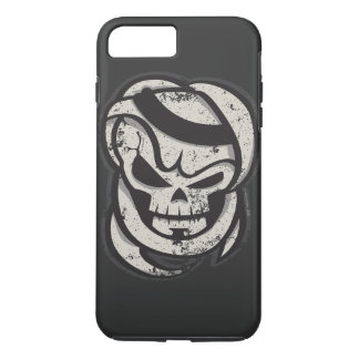 Saudi Skull WHT iPhone 7 Plus Case