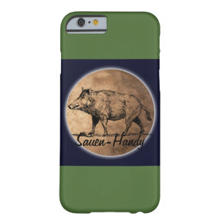 Sauen mobile phone barely there iPhone 6 case