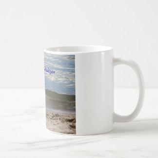 Saugatuck, Michigan Beach Mug