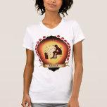 Sauna Mandorla Shirts