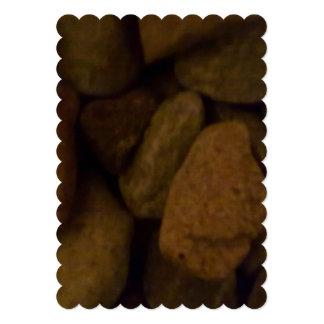 Sauna Stone Personalized Invites
