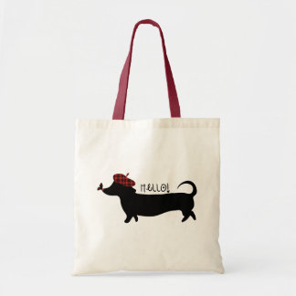 Sausage Dog Bag