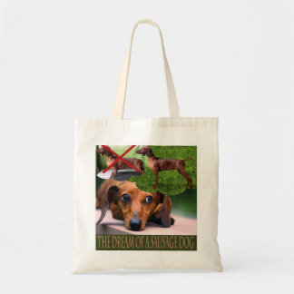 Sausage Dog Budget Tote Budget Tote Bag