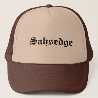 Sausage like you mean it! trucker hat