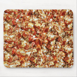 Sausage Pepperoni Pizza Mouse Mat