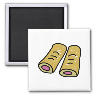 Sausage Rolls Magnets