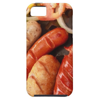 Sausages iPhone 5 Covers