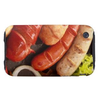 Sausages Tough iPhone 3 Case