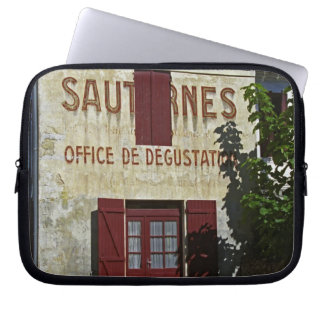 Sauternes Office de Degustation (Wine Tasting Laptop Sleeve