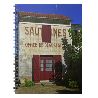 Sauternes Office de Degustation (Wine Tasting Notebooks