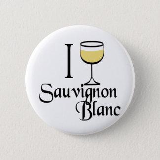 Sauvignon Blanc Wine Lover Gifts 6 Cm Round Badge