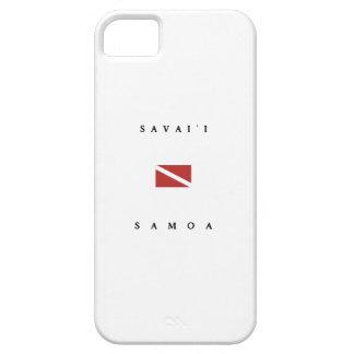 Savaii Samoa Scuba Dive Flag iPhone 5 Covers