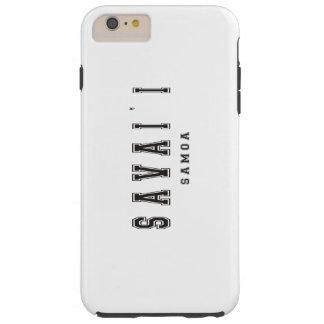 Savaii Samoa Tough iPhone 6 Plus Case
