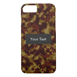 Savannah Camouflage Customizable iPhone 8/7 Case