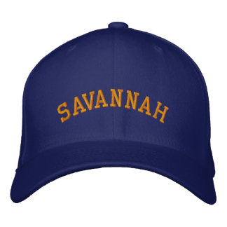 Savannah Embroidered Hat