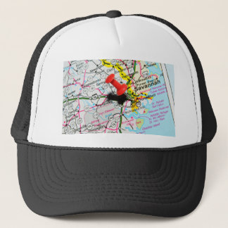 Savannah, Georgia Trucker Hat