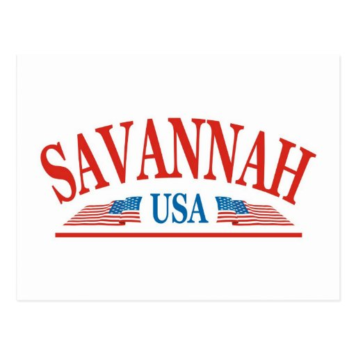 Savannah Post Cards